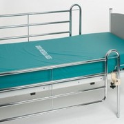 Bed Rails With Clamps For Angle Iron Bed