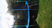 Trampoline 10ft blue